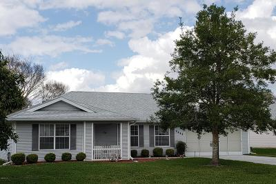 Marion Landing Single Family Home For Sale: 8482 SW 61 Terrace Road