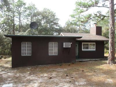 Ocklawaha Single Family Home Pending: 15400 SE 55th Place Road