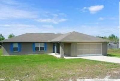 Single Family Home For Sale: 4 Pecan Run Trak