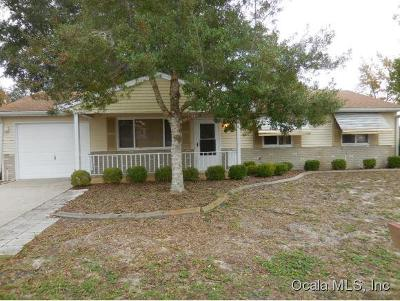 Marion County Rental For Rent: 10911 SW 86th Court