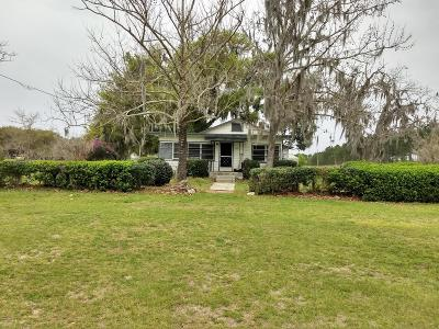 Marion County Single Family Home For Sale: 15840 SE 170th Avenue