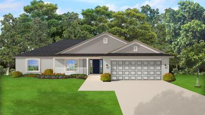 Ocala Single Family Home For Sale: 3155 NE 24th Street