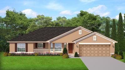 Ocala Single Family Home For Sale: 3120 NE 24th Place
