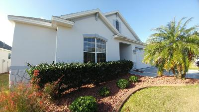 The Villages Single Family Home For Sale: 1028 Pendleton Circle