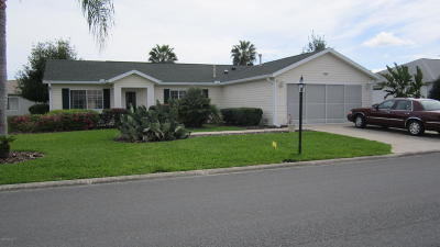 Spruce Creek Gc Single Family Home For Sale: 13933 SE 86th Circle