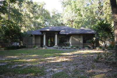 Ocala Single Family Home For Sale: 443 SW 52nd Street