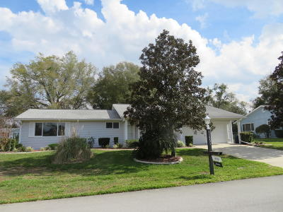 Oak Run Single Family Home For Sale: 11531 SW 84th Ave Road