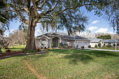 Ocala Single Family Home For Sale: 7727 SW 102nd Loop