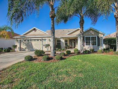 The Villages Single Family Home For Sale: 8465 SE 168th Kittredge Loop Loop