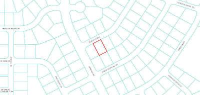 Residential Lots & Land For Sale: Hemlock Radial