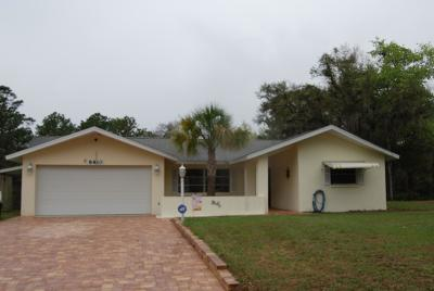 Dunnellon Single Family Home For Sale: 8810 SW 209 Court Road