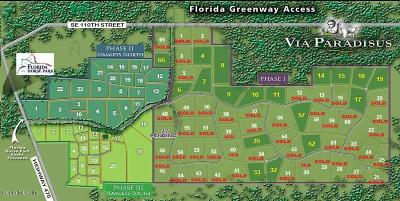 Via Paradisus Residential Lots & Land For Sale: SE 15th Street