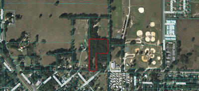 Belleview Residential Lots & Land For Sale: SE Robinson Road