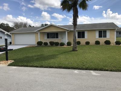 Oak Run Single Family Home For Sale: 10981 SW 81st Avenue