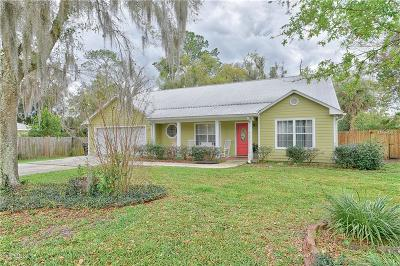 Ocala Single Family Home For Sale: 1122 SE 16th Street