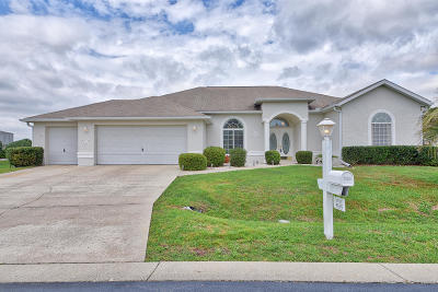 Ocala Palms Single Family Home For Sale: 5565 NW 26th Lane