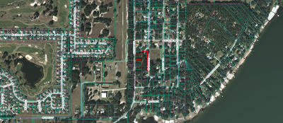 Belleview Residential Lots & Land For Sale: SE 101st Avenue