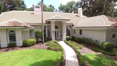 Ocala Single Family Home For Sale: 7434 SE 12 Circle