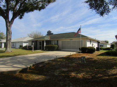 Lake County, Marion County Single Family Home For Sale: 8623 SW 61st Terrace Road