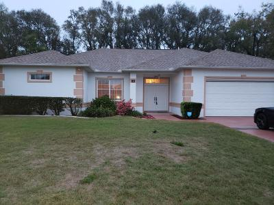 Ocala Single Family Home For Sale: 129 SE 63 Terrace