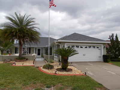 Marion County Rental For Rent: 11270 SW 71st Terrace