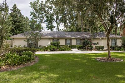 Ocala Single Family Home Sold: 2307 SE 14th Street
