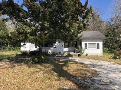 Reddick Single Family Home For Sale: 15945 NW Gainesville Road