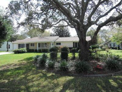 Oak Run Single Family Home For Sale: 10857 SW 91st Terrace