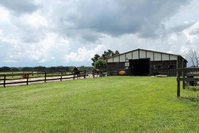 Morriston Farm For Sale: 5850 SE 212th Court