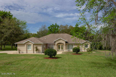 Ocala Single Family Home For Sale: 5232 NW 82nd Court