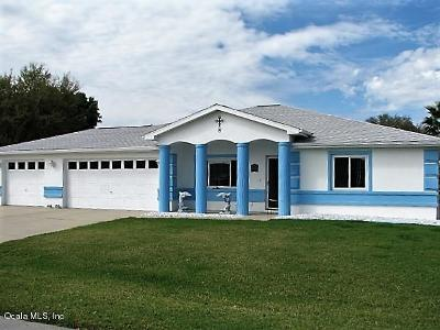 Ocala Single Family Home For Sale: 6078 SW 98 Loop