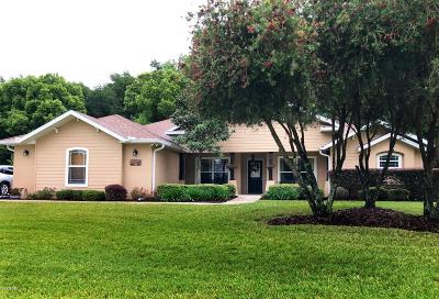 Belleview Single Family Home For Sale: 10045 SE 42nd Court
