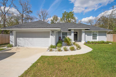 Summerfield Single Family Home For Sale: 8721 SE 159th Pl
