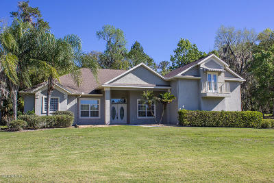 Ocala Single Family Home For Sale: 611 SE 36th Lane