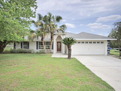 Ocala Single Family Home For Sale: 5393 SE 15th Court