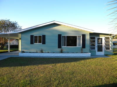 Spruce Creek Single Family Home For Sale: 6427 SW 106th Place