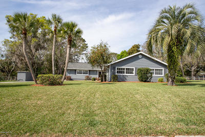 Ocala Single Family Home For Sale: 844 SE 24th Terrace