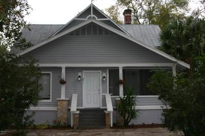 Bronson Single Family Home For Sale: 671 Pennsylvania Avenue