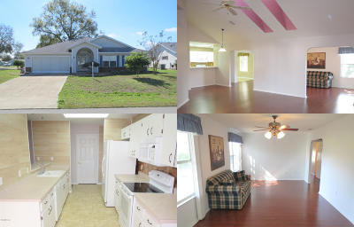 Ocala Single Family Home For Sale: 6488 SW 84 Street