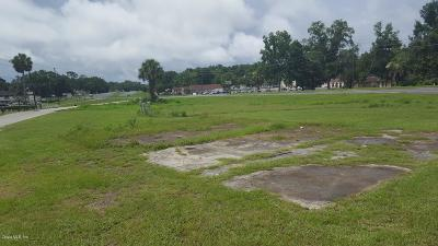 Belleview Residential Lots & Land For Sale: Us-301