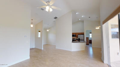 Marion County Rental For Rent: 21980 SW 3rd Lane