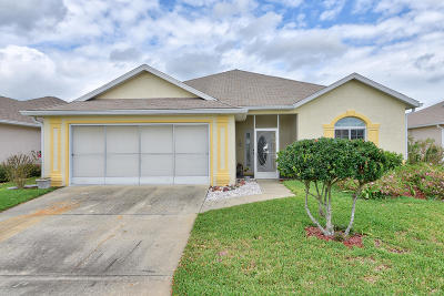 Ocala Palms Single Family Home For Sale: 5915 NW 26th Street