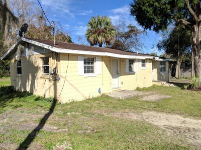 Ocala Single Family Home For Sale: 509 NW 8 Place