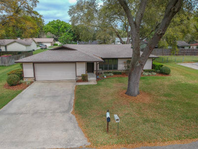 Ocala Single Family Home For Sale: 5581 SE 22nd Place