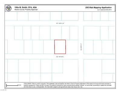 Summerfield Residential Lots & Land For Sale: SE 160 Place