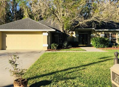Marion County Rental For Rent: 3478 SW 10th Terrace