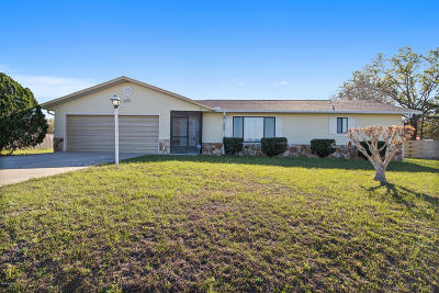 Ocala Single Family Home For Sale: 1080 Silver Road