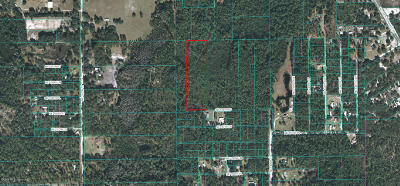 Residential Lots & Land Sold: NE 158th Street