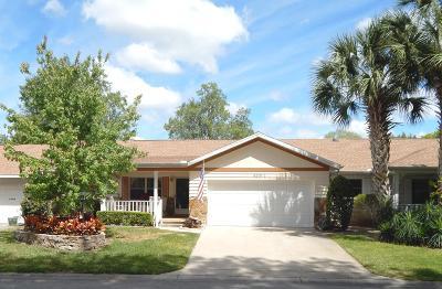 Ocala FL Single Family Home For Sale: $159,900