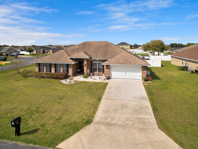 Meadow Glenn Single Family Home For Sale: 9792 SW 56th Circle